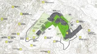Landesgartenschau - Wettbewerbsgelände