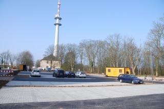 Parkplatzsituation
