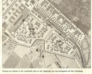 Baugebiet Belvedere (W1)