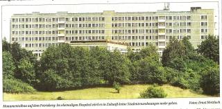 Foto Hospital aus Westen