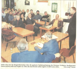 Bild der Bürgerversammlung