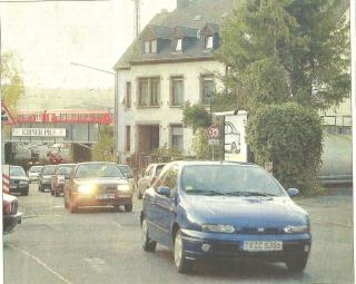 Foto Situation Avelsbacher Straße