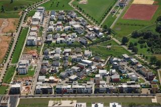 Luftbildserie W1 Juli 2009