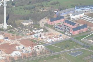 Luftbildserie W2 März 2007
