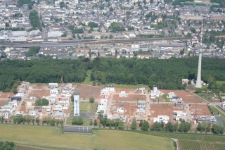 Luftbildserie W3 Juni 2007