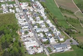Wohngebiet W4 im Jahr 2013