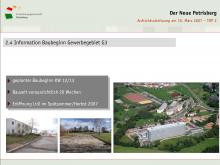 EGP-Quartalsbericht vom 19. März 2007