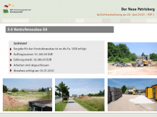 EGP-Quartalsbericht vom 28. Juni 2010