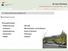 EGP-Quartalsbericht vom 27. September 2004