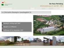 EGP-Quartalsbericht vom 25. Juni 2007